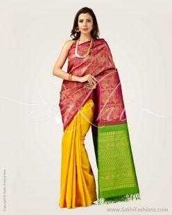 Kanchipuram Sarees | Kanchi Pattu Sarees | Kanchipuram Silk Sarees | Sakhi Fashions
