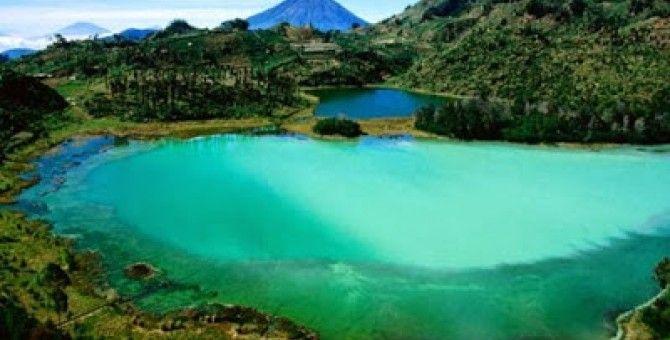 Dieng, Enchantment Khayangan in Central Java
