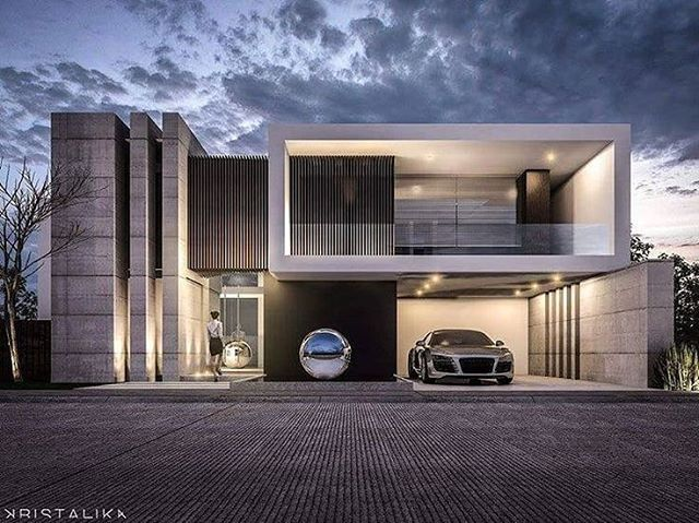Sierra alta house destination monterrey mexico by for Exterior design villa