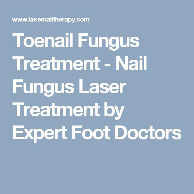 Toenail Fungus Treatment - Nail Fungus Laser Treatment by Expert Foot Doctors