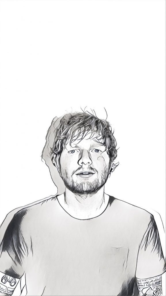 エド・シーラン/Ed Sheeran[11]iPhone壁紙 iPhone 5/5S 6/6S PLUS SE Wallpaper Background