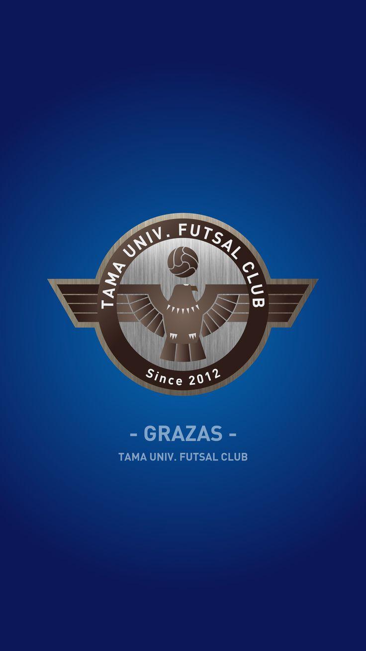 LOGO : TAMA UNIV. FUTSAL CLUB