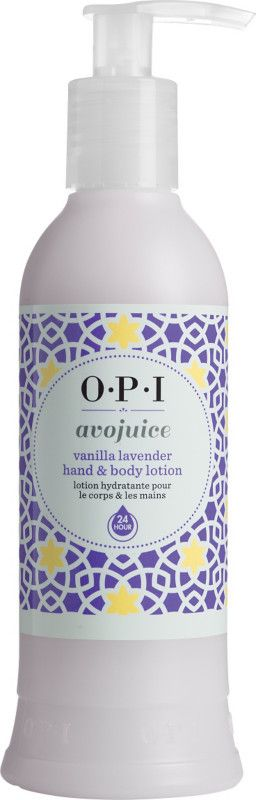 OPI Avojuice Skin Quenchers Hand & Body Lotion