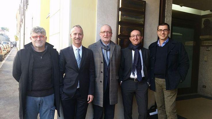 28/11/2016. Maurizio Baldi eletto Presidente Nazionale di Confartigianato Grafici