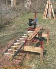 plans for alaskan chainsaw mill ile ilgili görsel sonucu