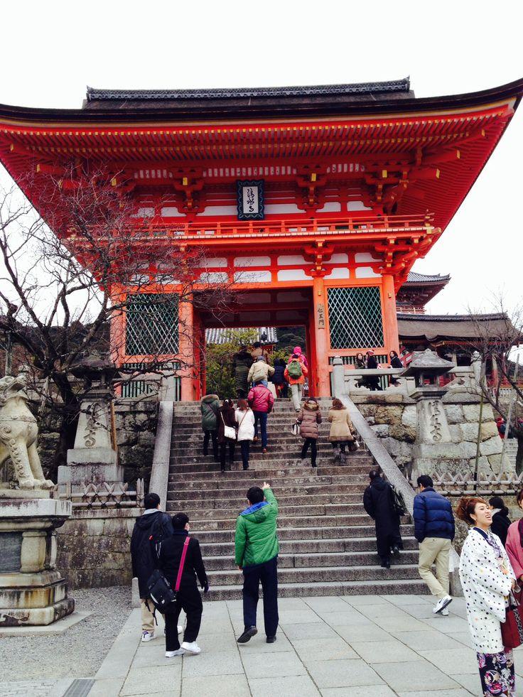 Kyoto, Kiyomizu Temple