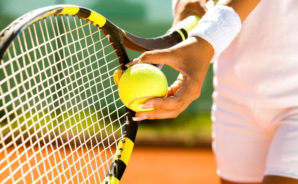 Le Smart Tennis Sensor de Sony, disponible en Europe en janvier 2015