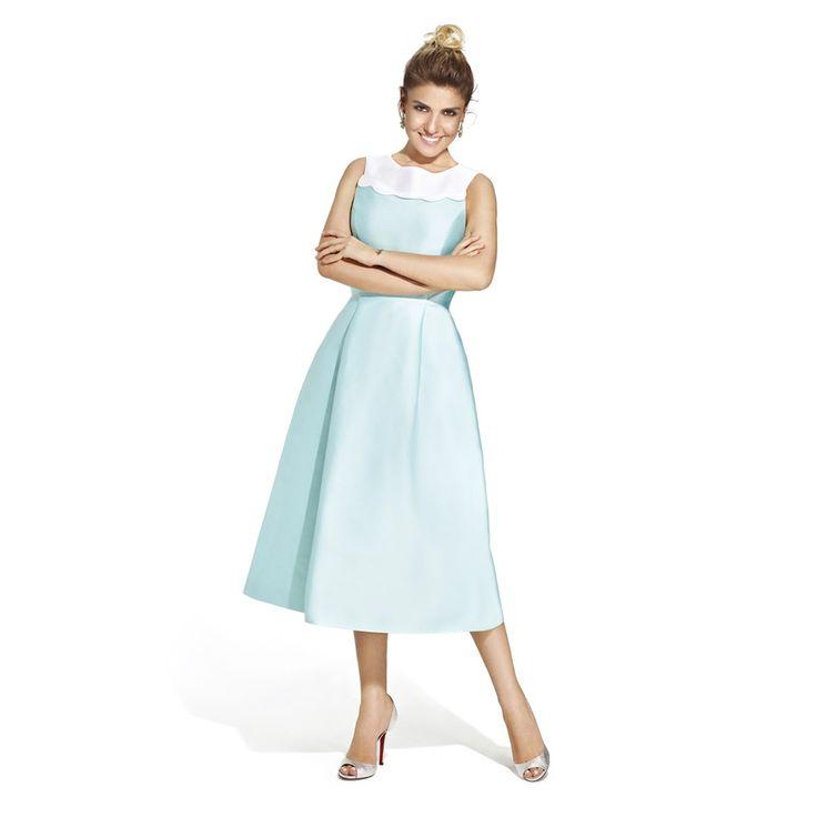 Roman Mint Kadın Elbise #gülbennegiysin
