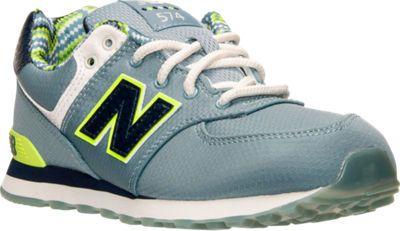 Boys' Grade School New Balance 574 Casual Shoes | Finish Line