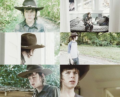 """Carl Grimes 4x09 """"After"""""""