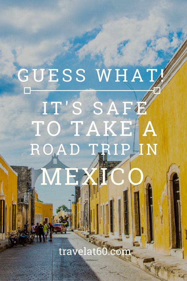 Blogger Andy Strote of Earth Trippers tells us all about his adventures on the road in Mexico. Image: Earth Trippers