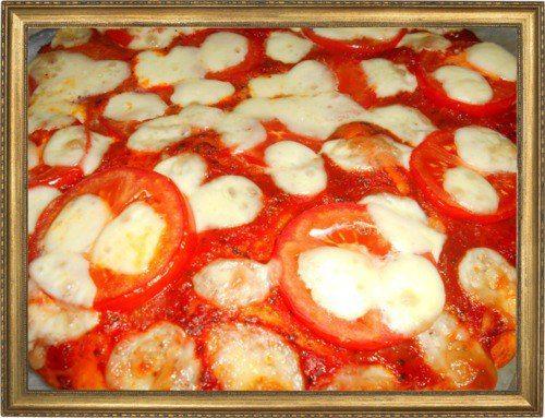 """Пицца """"Маргарита"""" оригинальный рецепт."""