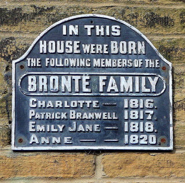I love the Bronte sisters. So much talent in one family. Amazing.