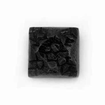 Louis Fraser 235 Door Stud - Black Finish - This Louis Fraser 235 Door Stud is a simple, easy way to turn an ordinary door into something really special. Sold in singles these door studs are cast from iron with a tough black finish making them ideal to use on external doors.