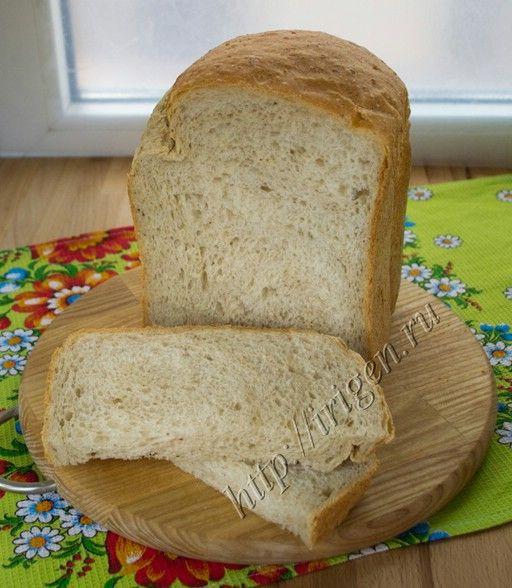 хлеб с гречкой и геркулесом