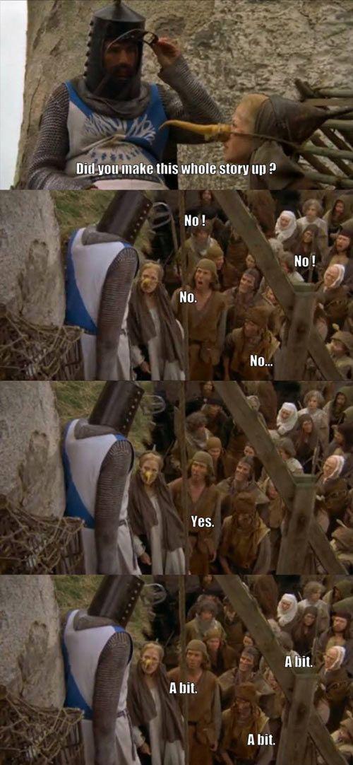 ♥ Monty Python