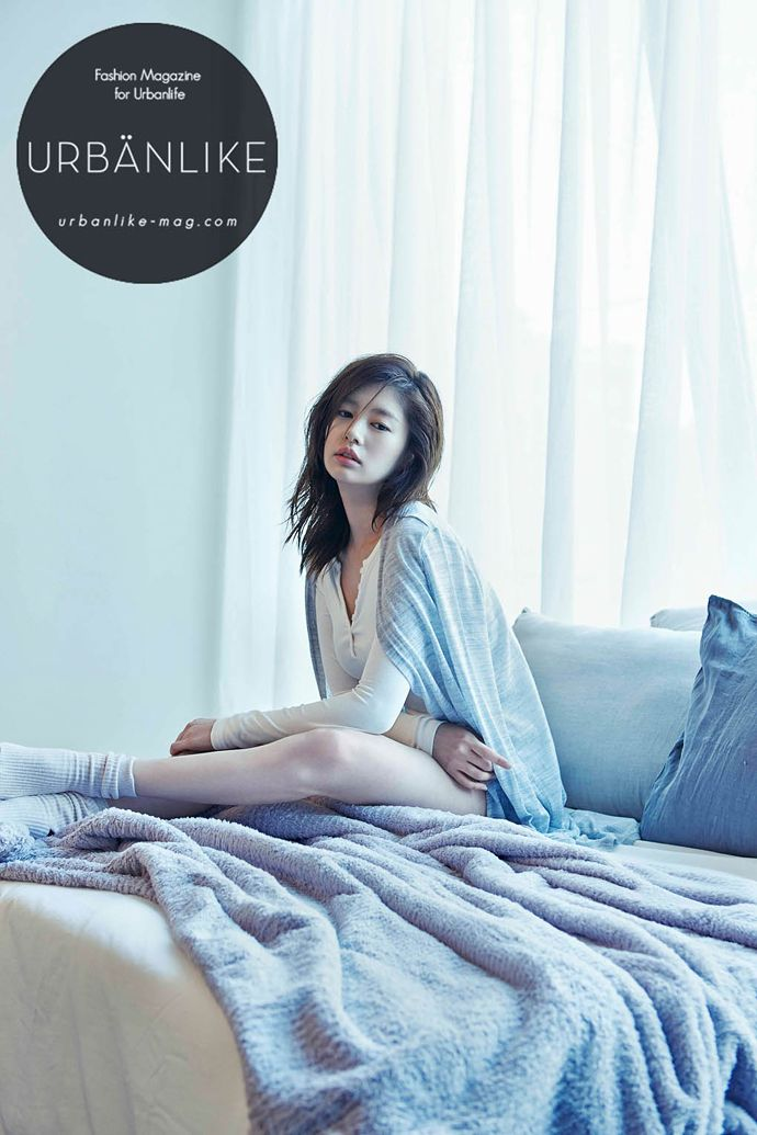 URBÄNLIKE's February 2015 Issue: Jung So Min Has An Undemanding Day | Couch Kimchi