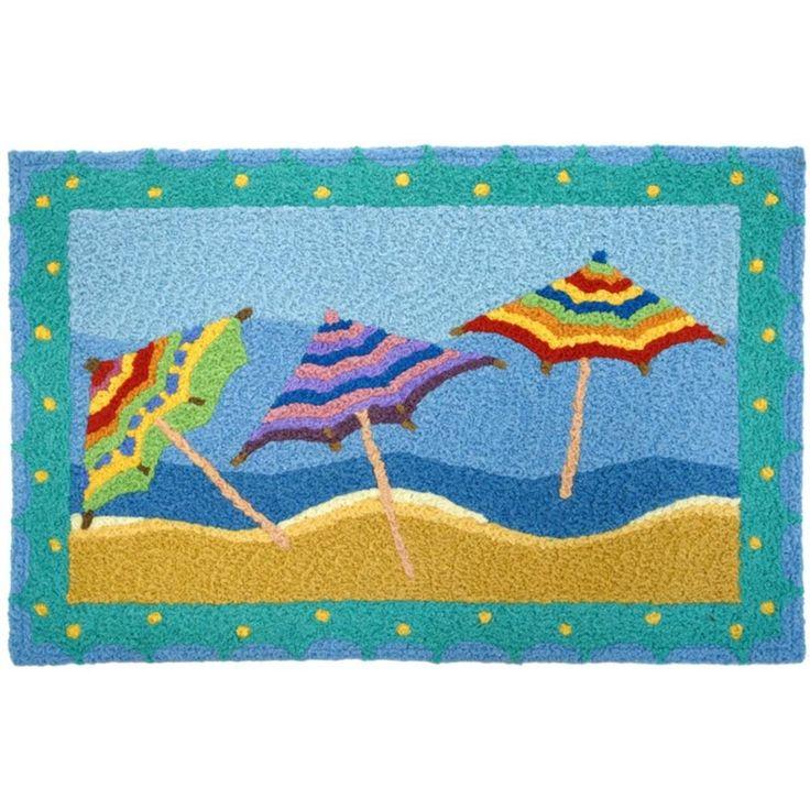 Home Comfort Jellybean Rug Beach Umbrellas Jb Ce010 Island Gear S