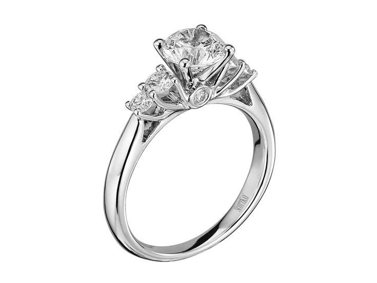 Collection: The Crown - M1598R310 #WeddingRings #EngagementRings #DiamondRings #ScottKay #ScottKayJewelry