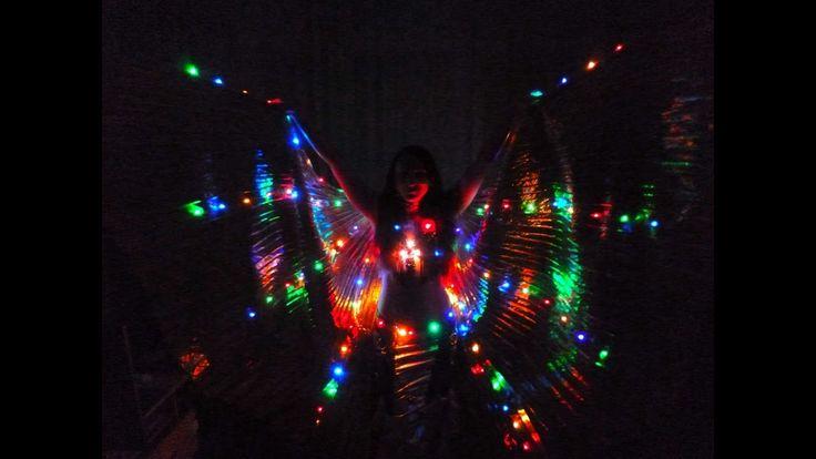 tribal со светодиодами