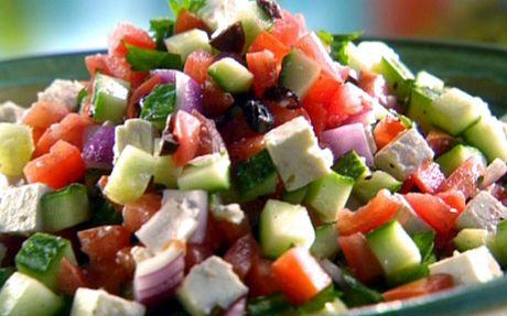 Shepherd's salad Recipe by Sunny Anderson