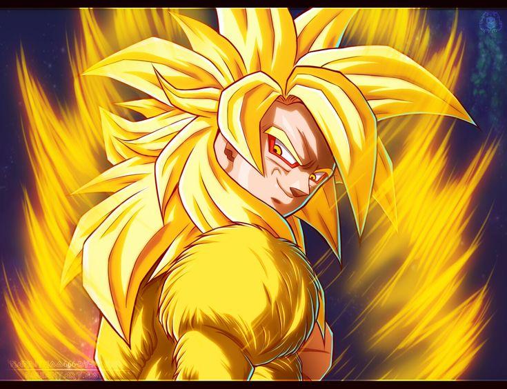 Goku ssj 6