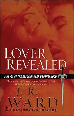 Lover Revealed (Black Dagger Brotherhood Series #4). Butch & Marissa.     WARNING : graphic violence, graphic sex, graphics profanity.