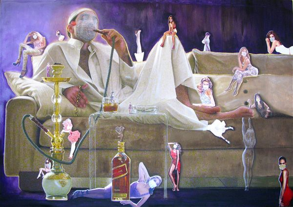 Kuwaiti Censors Shut Down Art Show Because of Complaints