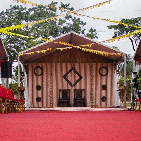 Mariage Coutumier Au Gabon Par Afrideco Traditionnal