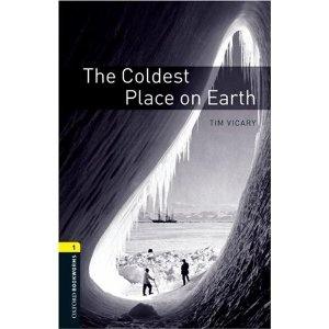 The coldest place on Earth. Lectura recomanada per a 1r d'ESO