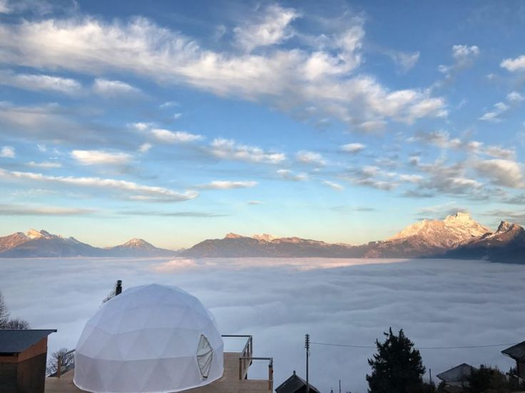 WhitePod Hotel in Switzerland - LivinGeneva.com