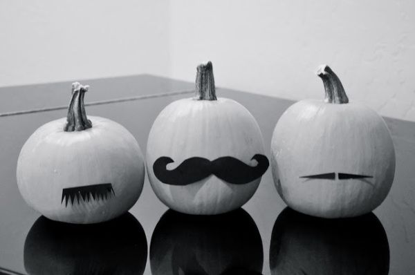 11 Pumpkin Decorating Ideas That Won't Give You Carpal Tunnel
