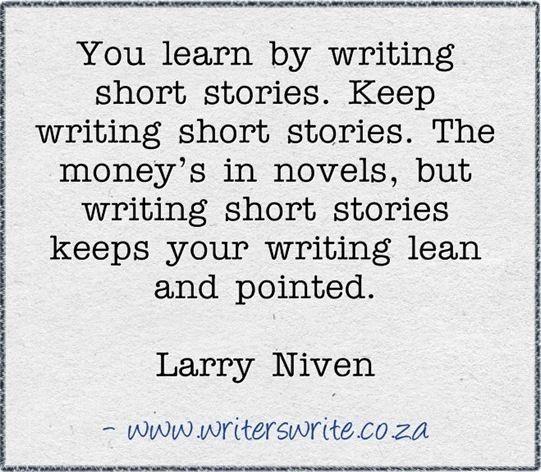 Larry Niven - Writers Write