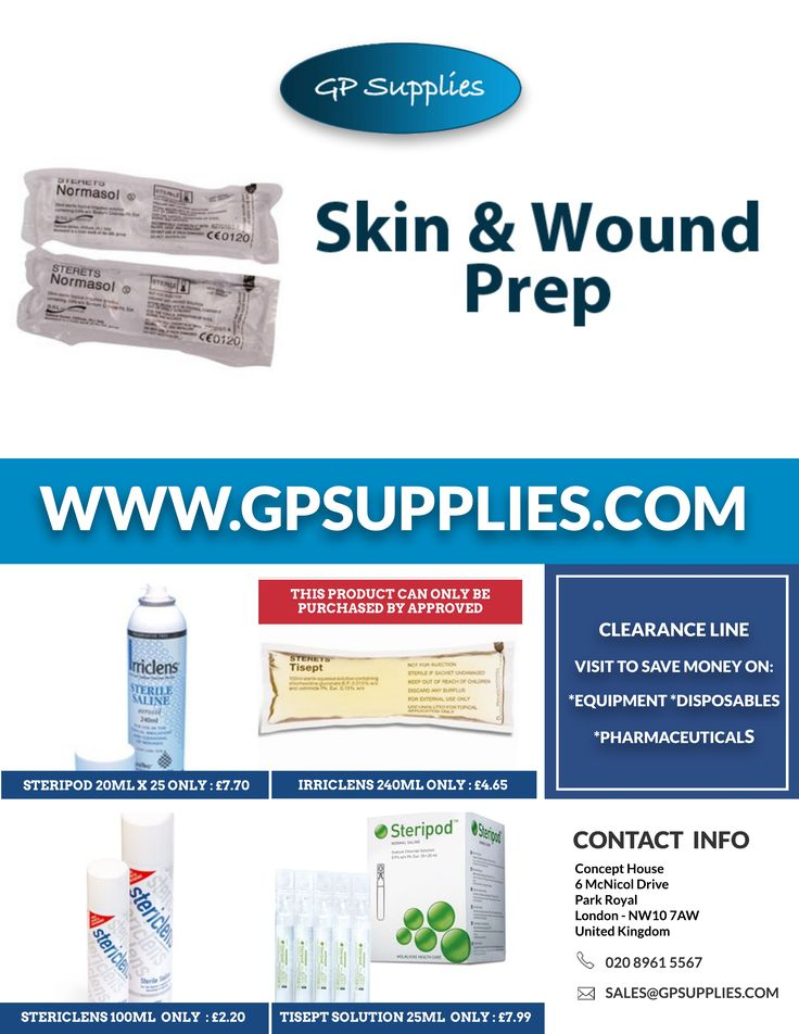 GP Supplies can provide Skin & Wound prep to clean small areas of dirty after removal of plasters and dressings.⠀    #Disposables #Pharmacy #Operations #Surgical #Aid #Healthcare #Health#Nursing #Supplies ⠀ ⠀ #Monday #Deals⠀#Medicalsupplies #Clearance #Emergency #Hospitals #Doctors⠀⠀ ⠀ #Dental #Catalogue #Instagood #Photooftheday #Follow #Medical #Nurses ⠀ ⠀ #Woundcare #Plasters #Skin #Firstaidkit #Firstaidequipment #Firstaidgear #1staid