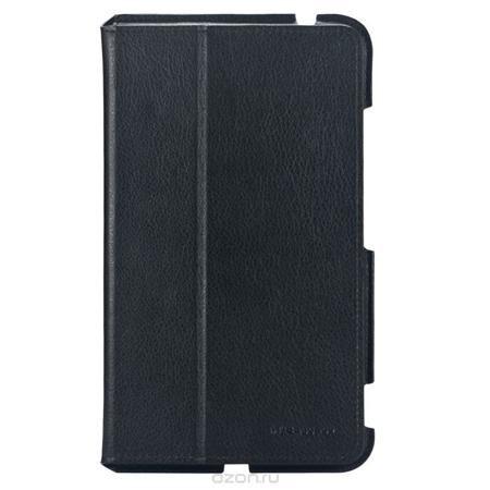 """IT Baggage чехол для Sony Xperia Z3 Tablet Compact 8"""", Black  — 739 руб. —  Чехол IT Baggage для Sony Xperia Z3 Tablet Compact 8"""" - это стильный и лаконичный аксессуар, позволяющий сохранить планшет в идеальном состоянии. Надежно удерживая технику, обложка защищает корпус и дисплей от появления царапин, налипания пыли. Также чехол IT Baggage можно использовать как подставку для чтения или просмотра фильмов. Имеет свободный доступ ко всем разъемам устройства."""