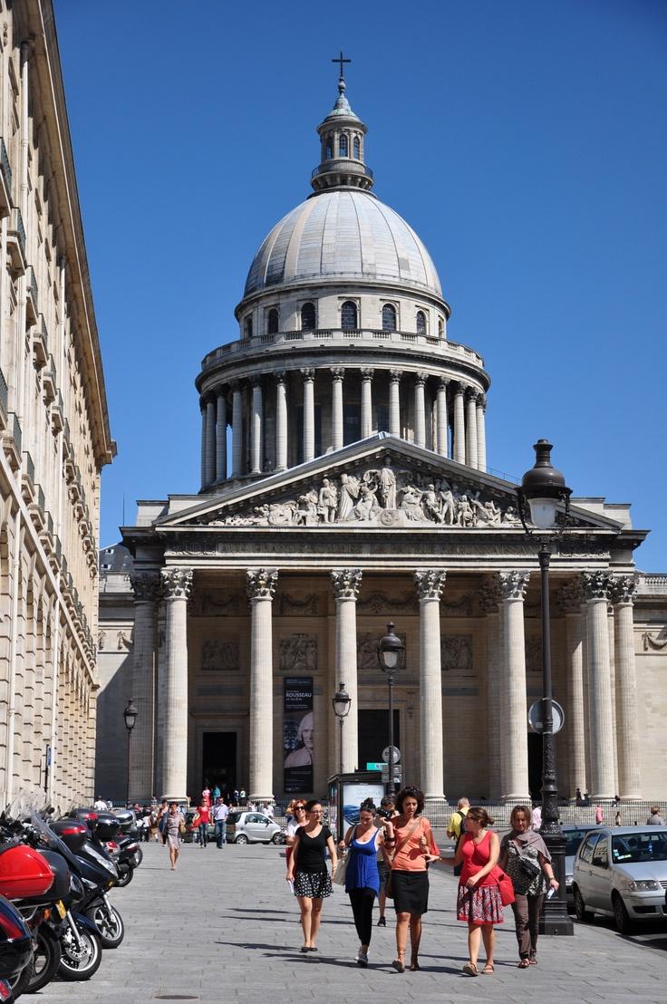 Panteon de Paris - neoclasico
