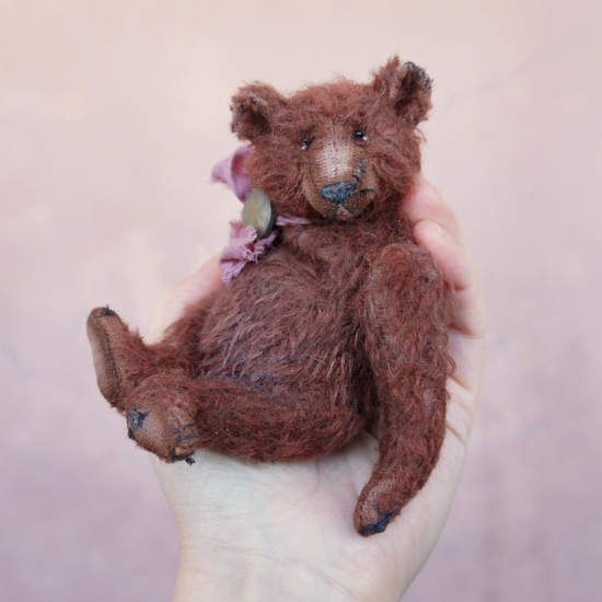 Topher By Svetlana Chern - Bear Pile
