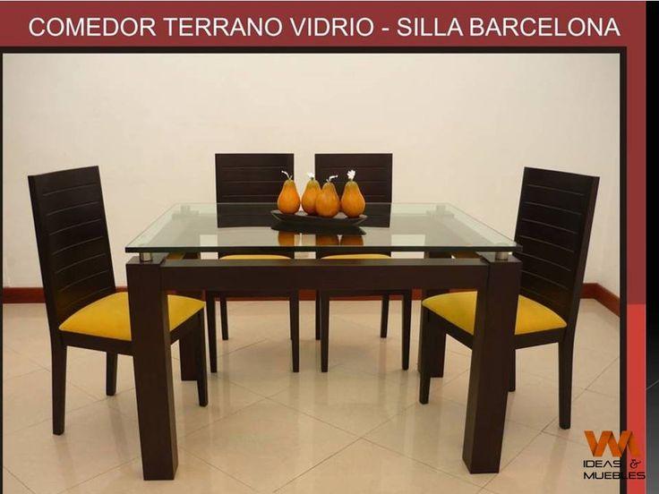 Comedores - Ideas y Muebles Bogota