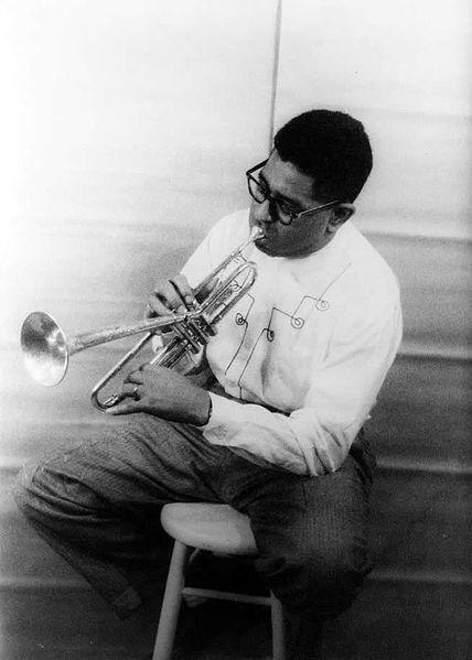 Dizzy Gillespie  https://sites.google.com/site/connecticutbackgammon/rock-roll-youtube