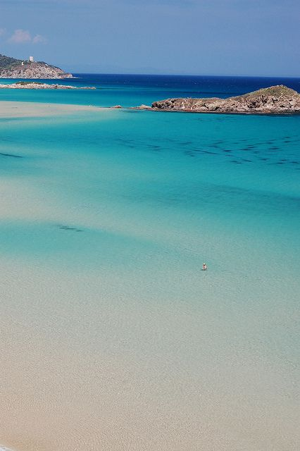 "fuckyeahsardinia: "" Su Giudeu, Chia, Sardinia Couldn't stop looking at you.. by emmequadro61 on Flickr "" madonna madonna (reprise)"