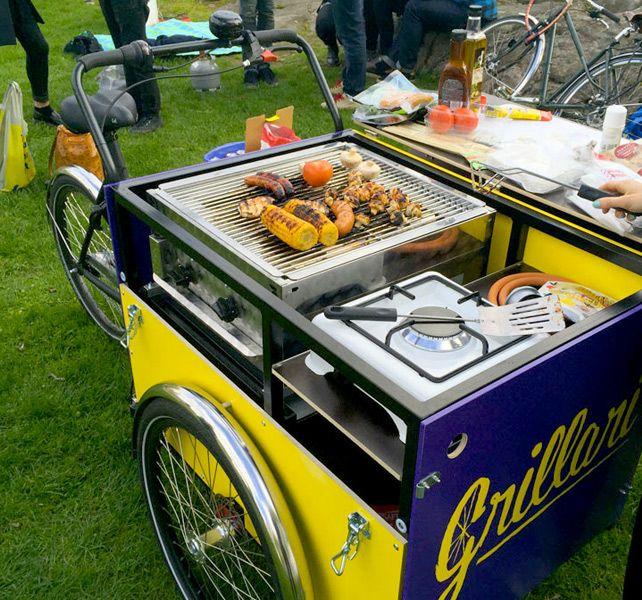 christiania grilli bike