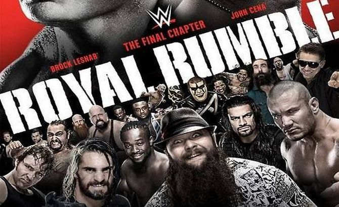 WWE News: Three Wrestlers Pulled From 'Royal Rumble' Match Without Expla...