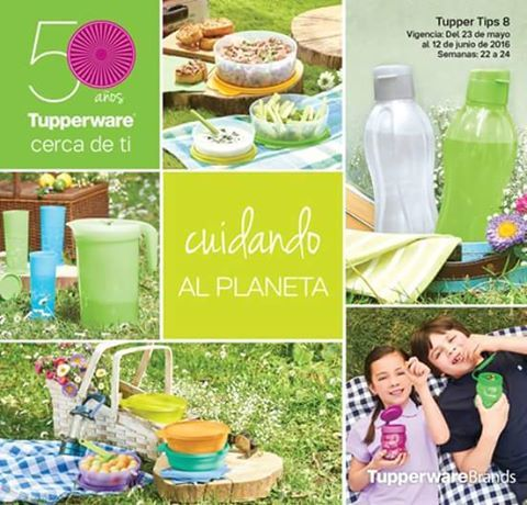 Vende Tupperware Tampico