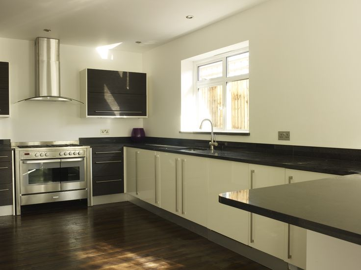 cream kitchen black worktop contemporary galaxy black granite kitchen worktops 419
