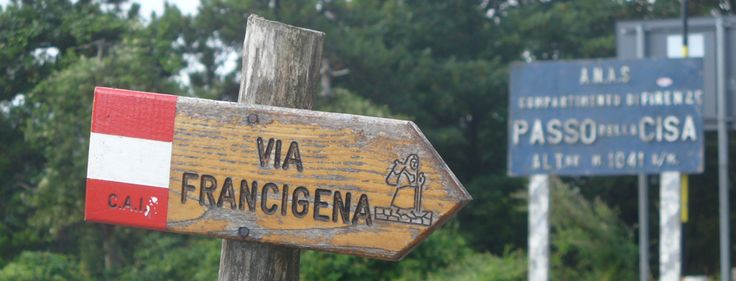 The Via Francigena was, and still is, an important route linking #Rome with Northern Europe. Used by pilgrims on their way to sacred #Christian places of worship, the section of the route that passes through Parma was of particular strategic significance during the Middle Ages as it was the point at which people crossed the Apennine mountains to reach Rome. #Parma