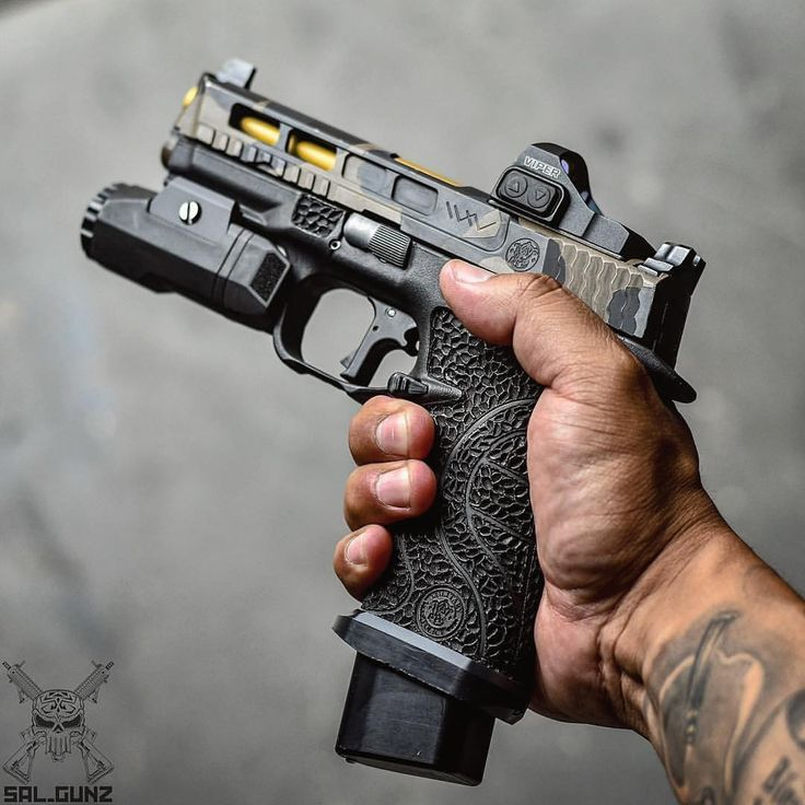 """1,026 Likes, 3 Comments - Apex Tactical Specialties (@apextactical) on Instagram: """"Still one of our favorite M&P builds. PC: @sal_gunz ⬅️ ・・・ #salcamo #mandp #mandp9 #smithwesson…"""""""