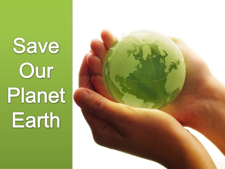 quotes about saving earth | Your SlideShare is downloading. ×