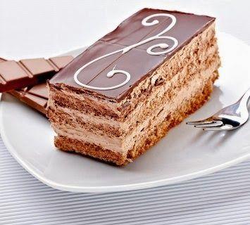 Magični recepti: Doktorska torta