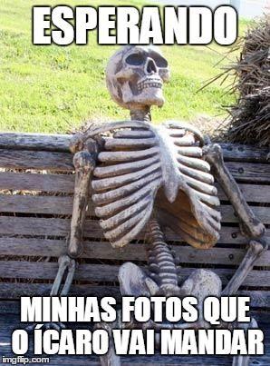 Waiting Skeleton Meme Generator - Imgflip