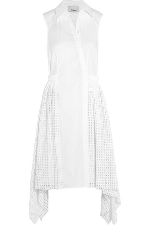 3.1 Phillip Lim dress, $725, net-a-porter.com.